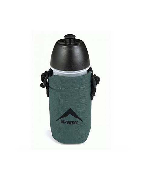 K-Way 500ml H2O To Go Waterbottle -  royal