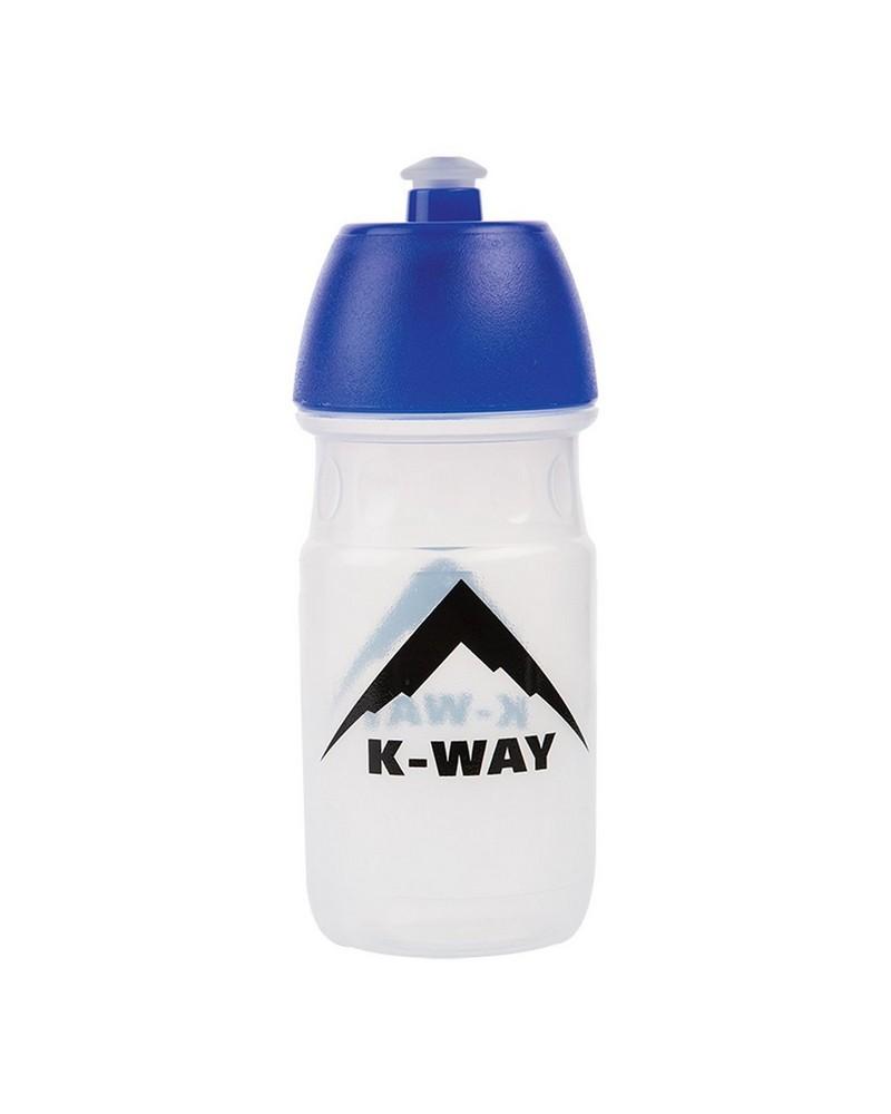 K-Way 500ml Waterbottle  -  blue