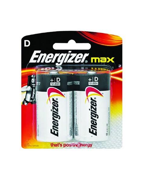 Energizer 2D Batteries -  nocolour