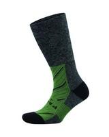 Falke Unisex Drynamix Hiker Socks -  charcoal-green