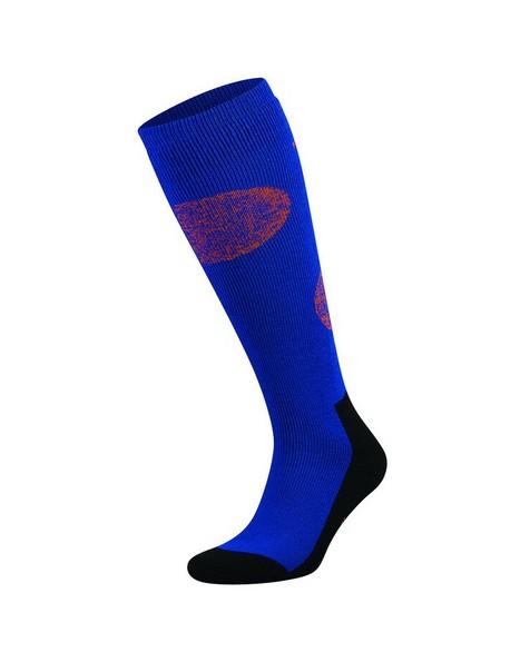 Falke Unisex Ski Socks -  cobalt-coral