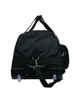 K-Way Medium Roller Gearbag  -  black