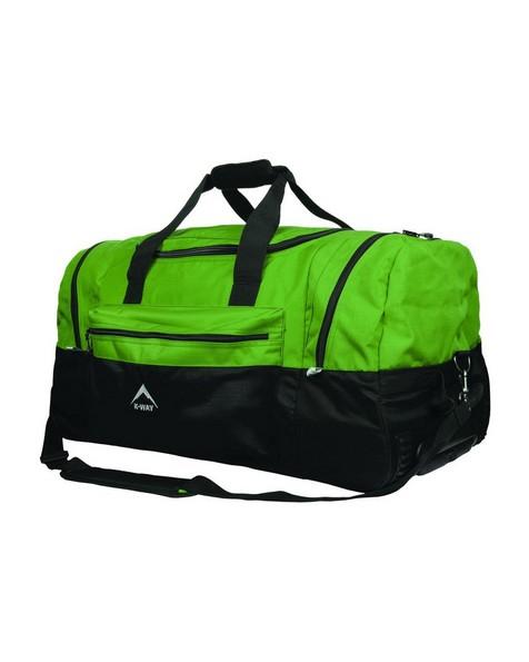 K-Way Medium Roller Gearbag  -  darkgreen