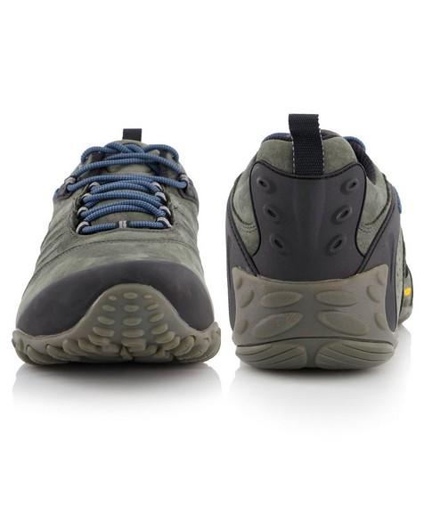 Merrell Chameleon 2 Leather Shoe Mens -  cobalt-black