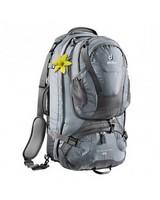 Deuter Traveller 60 + 10 SL Backpack -  black-charcoal