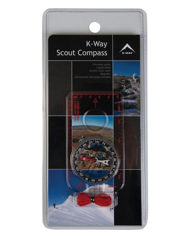 K-Way Scout Compass -  nocolour