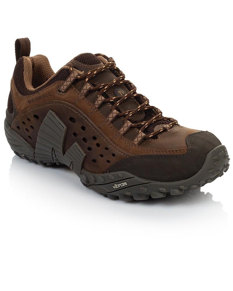 Merrell Men's Intercept Shoes -  brown-chocolate