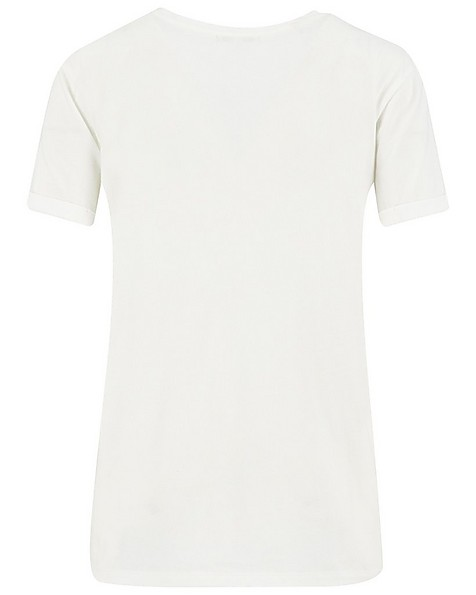 Old Khaki Women's Romy Call-Out T-Shirt -  white