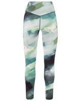 Rare Earth Women's Logan Printed Leggings -  palegreen