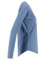 Old Khaki Women's Arlowe Call-Out Top -  blue