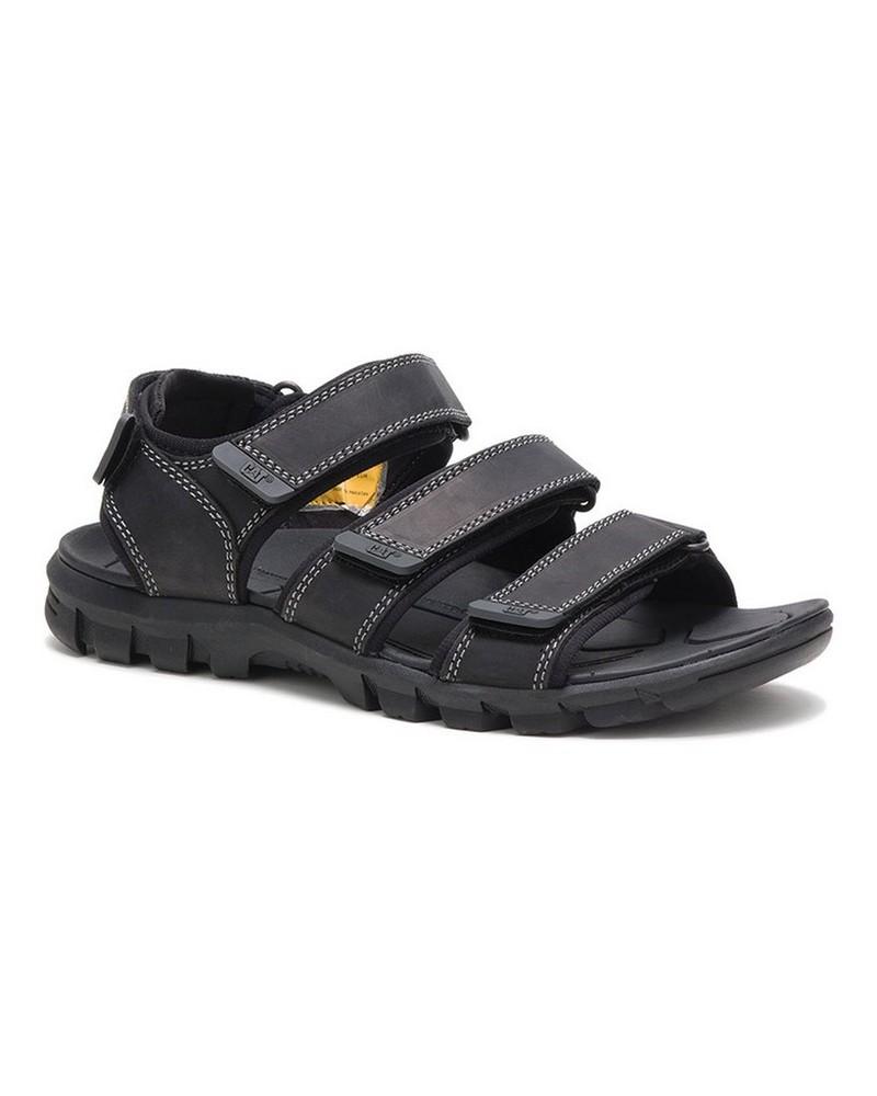Caterpillar Men's Hilton Pak Sandal -  black