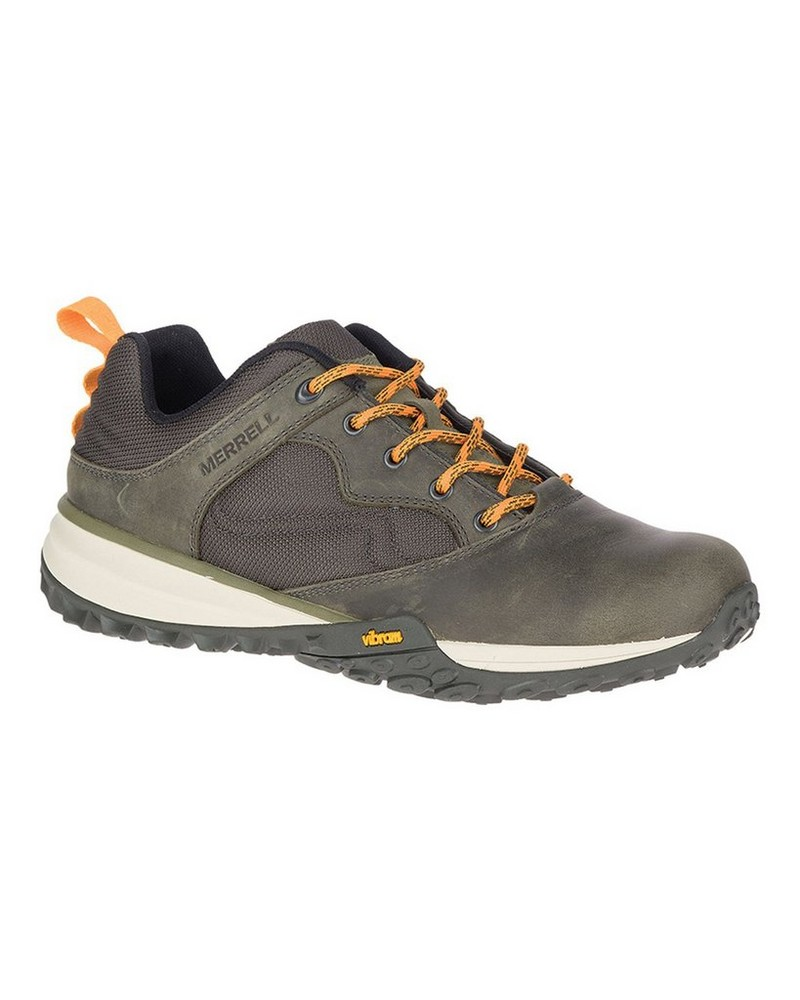 Merrell Men's Havoc Wells Shoes -  olive