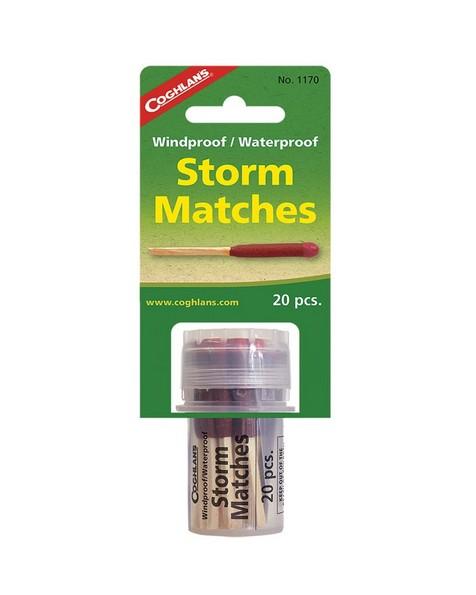 Coghlans Storm Matches -  nocolour