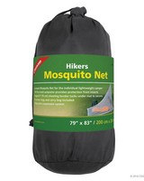 Coghlans Hikers Mosquito Net -  white