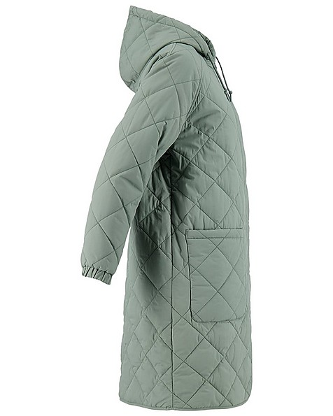 Rare Earth Women's Khloe Quilted Jacket -  lightgreen