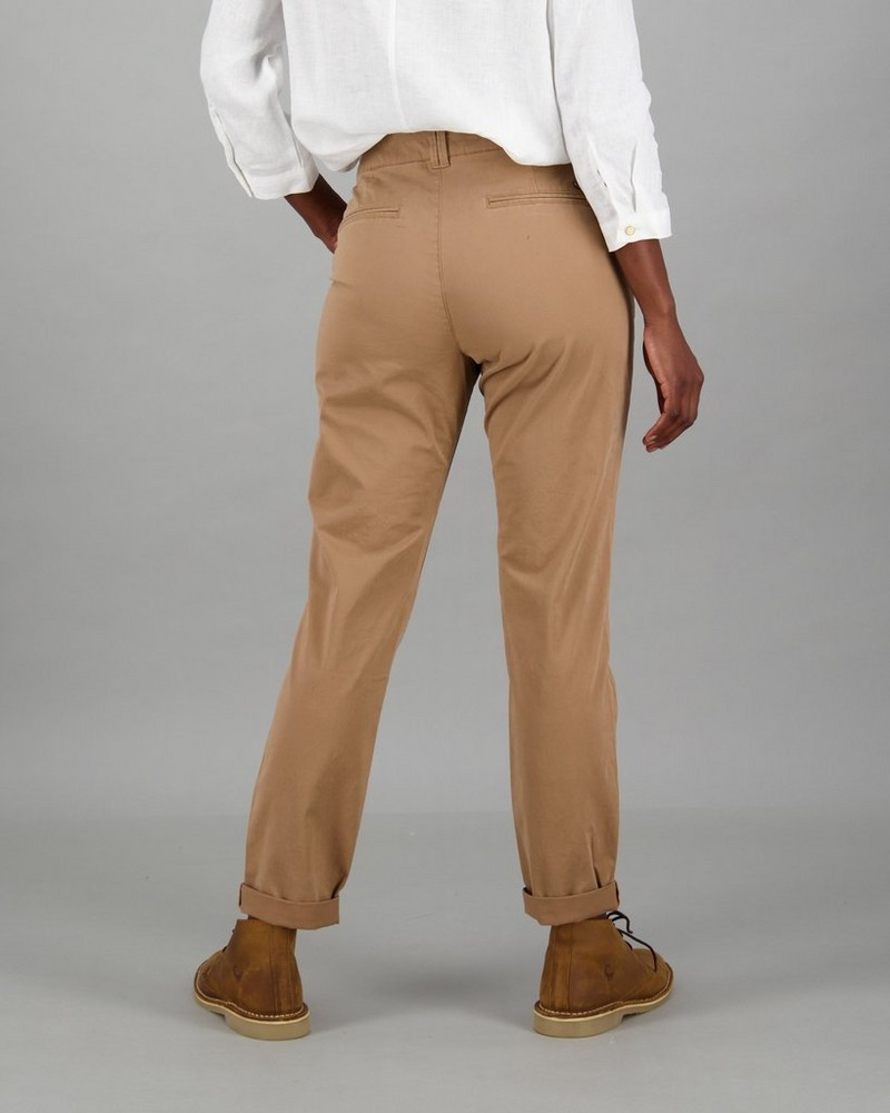 Old Khaki Women's Margie Skinny Fit Chinos -  camel