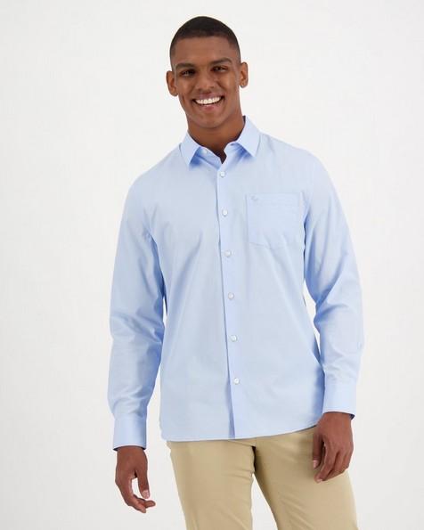 Old Khaki Men's Andy 3 Regular Fit Shirt -  lightblue