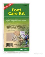 Coghlans Foot Care Kit -  tan