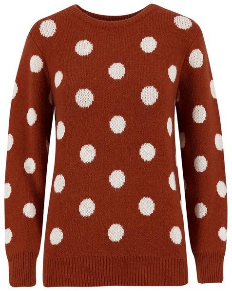 Old Khaki Women's Cady Spot Pullover -  tan