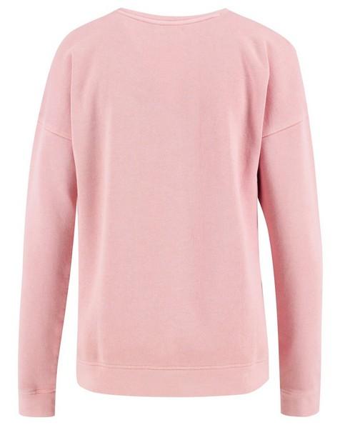 Old Khaki Women's Christal Sweatshirt  -  pink