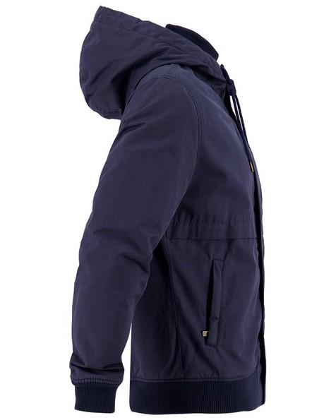 Old Khaki Men's Sandler Bomber Jacket -  navy