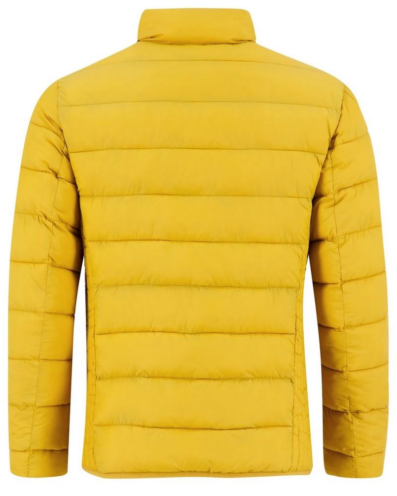 Old Khaki Men's Lex Puffer Jacket -  yellow