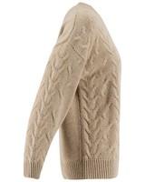 Rare Earth Women's Lily Knitwear Jersey -  milk