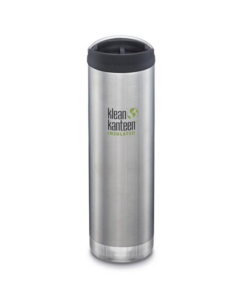 Klean Kanteen TKWide 20oz Bottle -  silvergrey