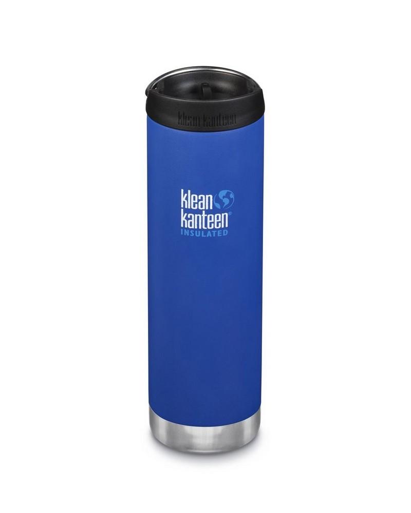 Klean Kanteen TKWide 20oz Bottle -  blue