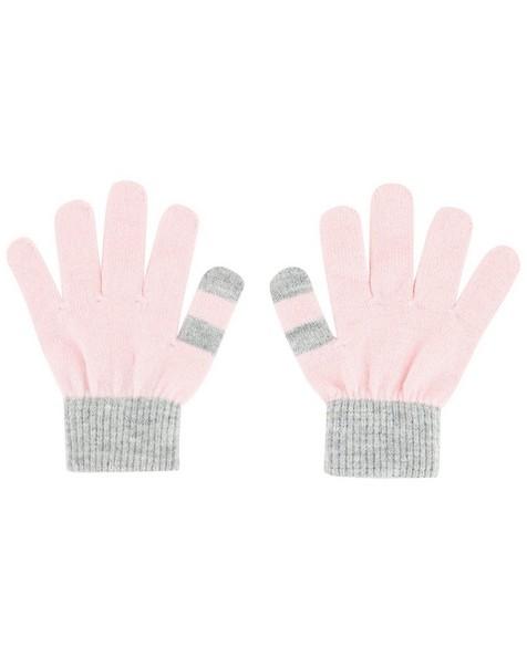 K-Way Ember Beanie and Glove Set -  lightpink