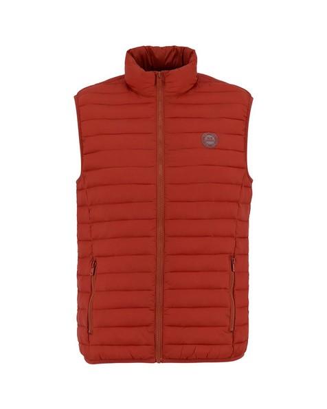 C Loki Puffer Jacket Men -  rust