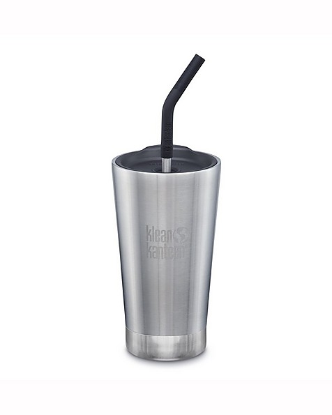 Klean Kanteen Vacuum Insulated Tumbler 16oz -  silvergrey