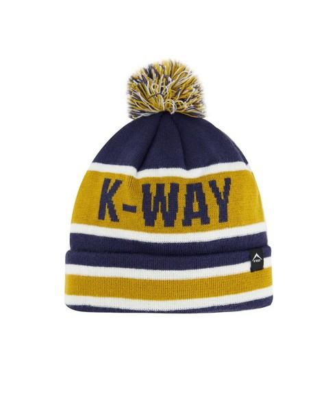 K-Way Aspen Ski Beanie -  navy