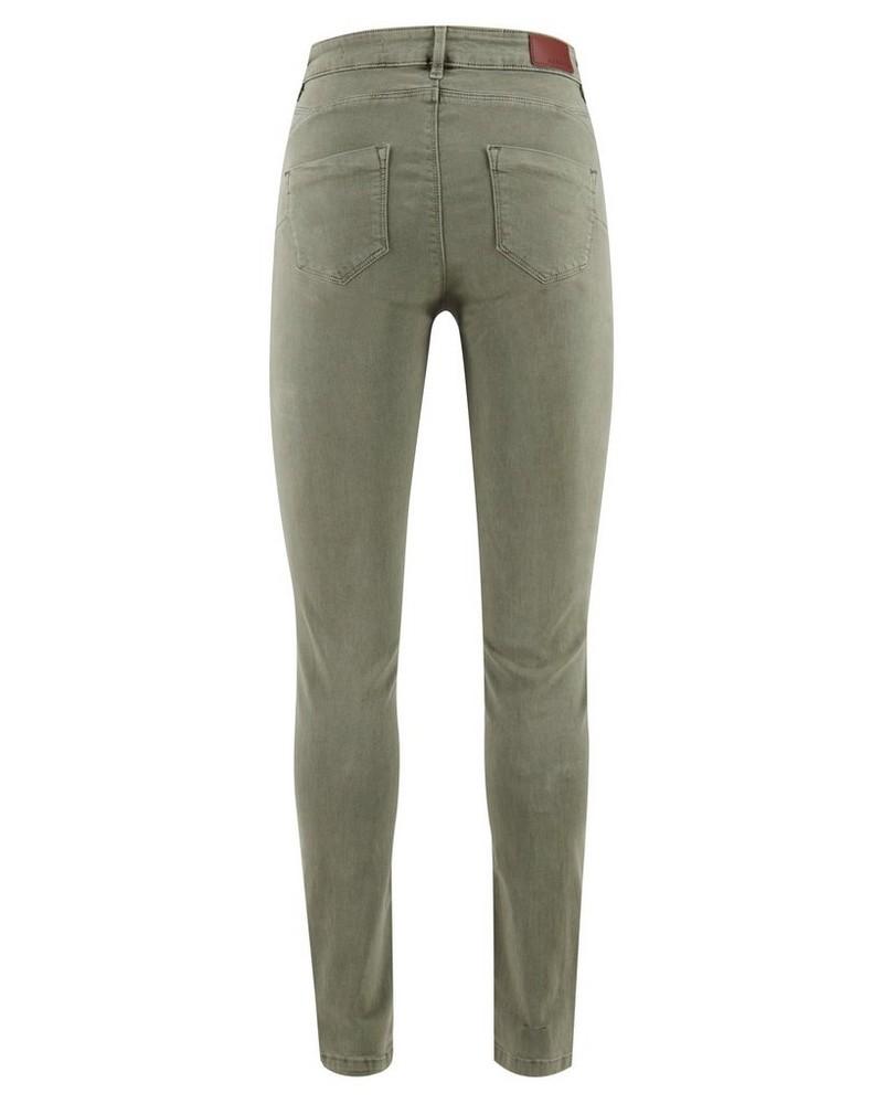 Old Khaki Women's Celeste Five-Pocket Skinny Pants -  olive