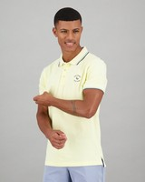Old Khaki Men's Benny Standard Fit Golfer -  yellow