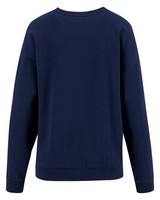 Old Khaki Women's Army Branded Sweatshirt -  navy