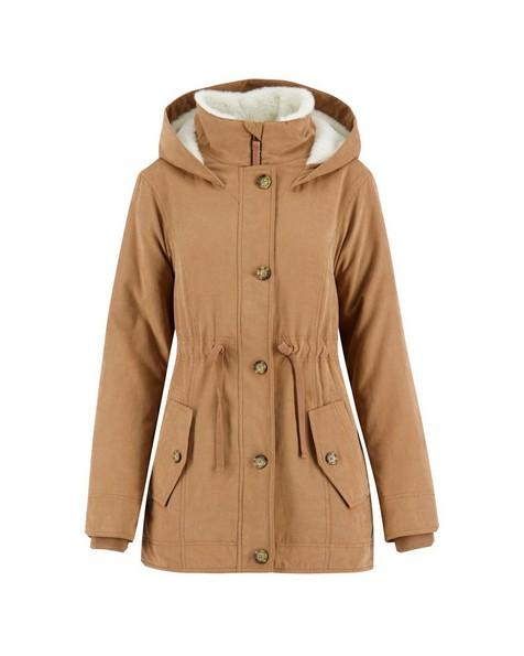 Old Khaki Women's Astrid Parka Jacket -  tan