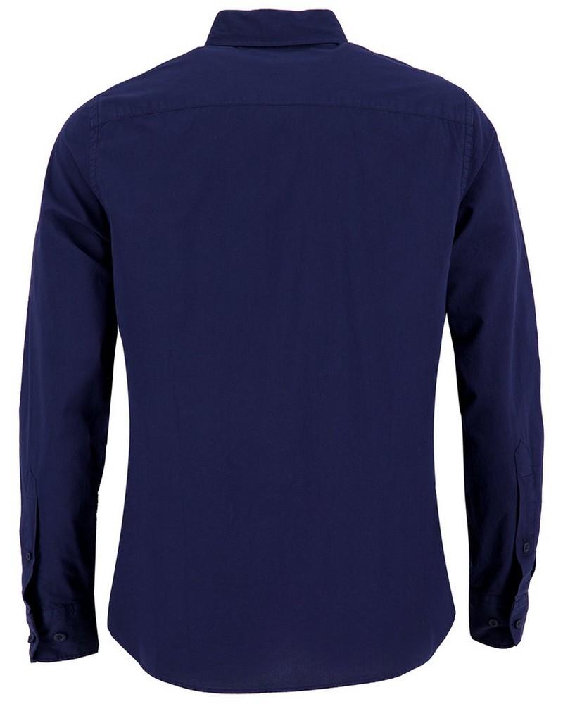 Old Khaki Men's Cesar Regular Fit Shirt -  navy