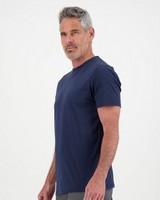 K-Way Elements Men's Short Sleeve Tee -  navy
