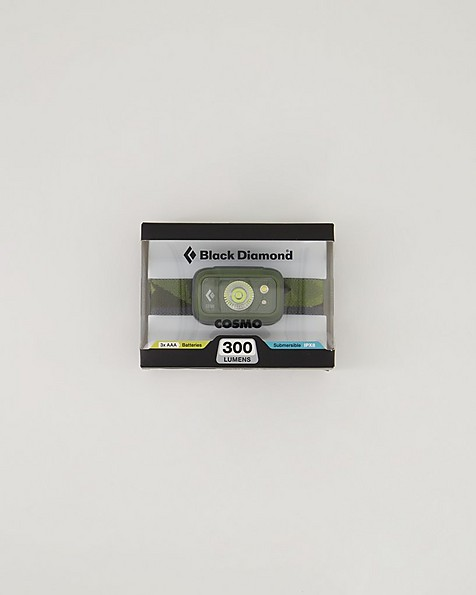 Black Diamond Cosmo 300 Headlamp -  darkolive