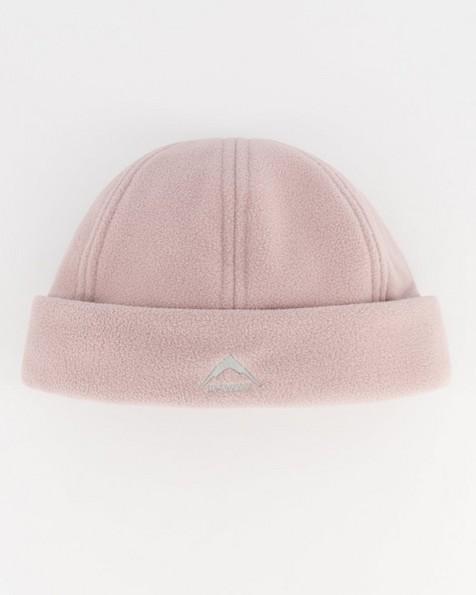 K-Way Eco Fleece Beanie -  dusty-pink