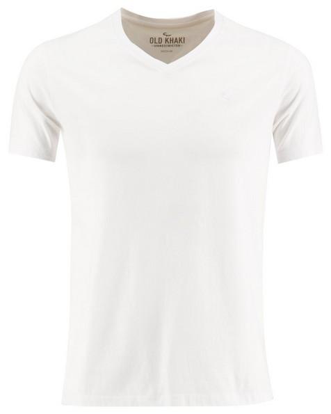 Old Khaki Men's Nico 2 Standard Fit T-Shirt -  white