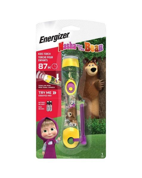 Energizer Masha and the Bear Flashlight -  nocolour