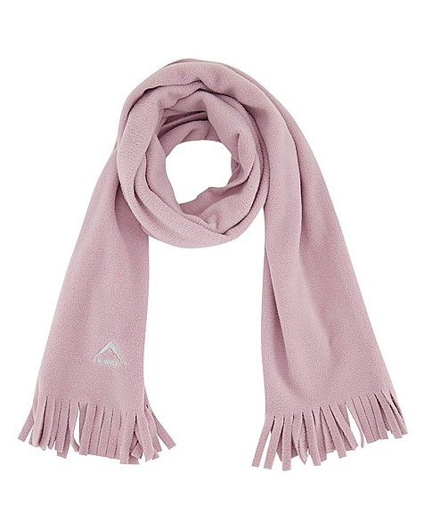 K-Way Eco Fleece Scarf -  dusty-pink