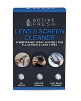 Active fresh 45ml Lens and Screen Cleaner -  nocolour