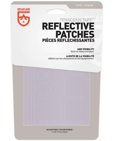Tenacious Tape Reflective Patches -  nocolour