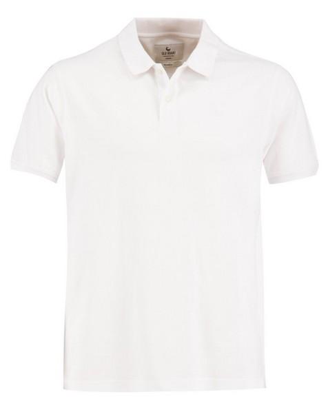 Old Khaki Men's Howard 4 Relaxed Fit Golfer Shirt -  white