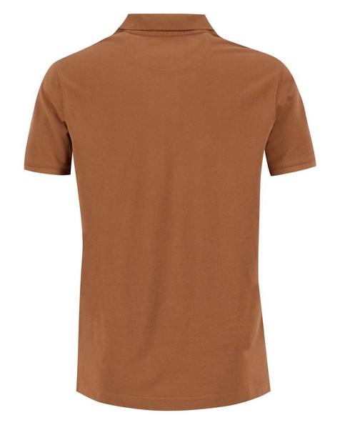 Old Khaki Men's Hilton Relaxed Fit Golfer Shirt -  brown