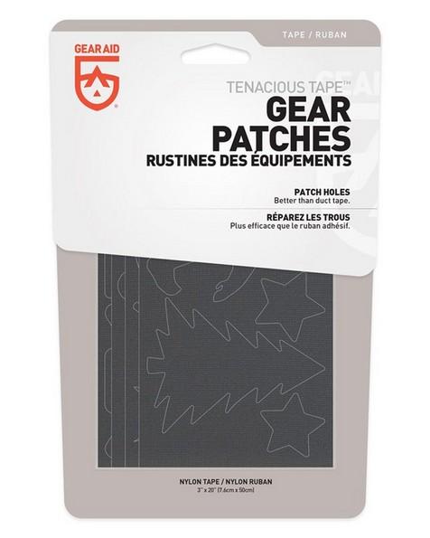 Tenacious Tape Gear Patches Outdoors -  nocolour