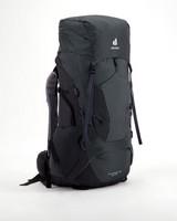 Deuter Aircontact Lite 50 + 10 Hiking Pack -  black